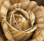music-paper-rose-rose-music-sheet-paper-art-artist-copie-1