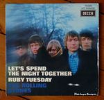 The Rolling Stones Ruby Tuesday