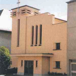 Christ Roi façade