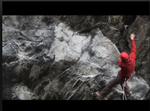 Dry tooling contest de Sallanches
