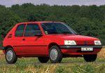 Achetez une Peugeot 205 d'occasion