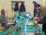 Samedi 19 janvier 2013 à la Horde d'Or quelques photos de la table ACW (une règle maison).