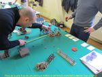 Samedi 6 avril 2013 les tables de jeux de la Horde d'Or.