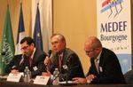 18 Chefs d'entreprise Saoudiens reçus par le MEDEF Bourgogne