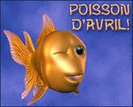 Poisson d'avril!