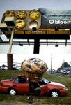 Pop-art et publicité: David LaChapelle et le billboard jumbo muffin