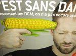 Affiches de France Nature Environnement: le maïs qui tue et les abeilles mortes