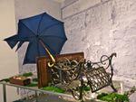 Agnès Varda: beau comme la rencontre fortuite sur une table de dissection d'une machine à coudre et d'un parapluie !