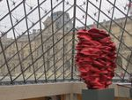 Sculptures contemporaines de Tony Cragg au Louvre, video