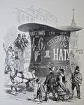 Street-marketing à Londres en 1850, déjà