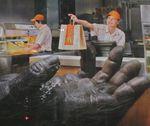 King Kong au McDonald's, venez sans chichi