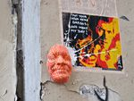 Gregos et l'Inspecteur Harry: make my day! street-art