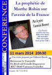 Conférence du Père Yannick Bonnet à Nevers le 11 mars