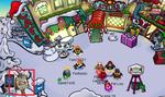 Le traineau du Père Noël !