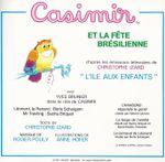 Casimir et la fête brésilienne