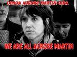 Pays Basque : Aurore Martin, militante de Batasuna, arrêtée et remise à l'Espagne