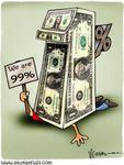 Ocupa Wall Street cumplió 2 meses de vida con masivas acciones en NY; 240 detenidos