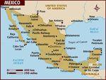 México aparece como primer mundo, pero funciona como tercer mundo; es la cola del león