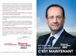 Profession de foi de François Hollande pour le second tour