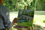 Peintres sur Saulx