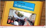 Vidéo de la manifestation pour les retraites du 16 octobre 2010 à Sarreguemines