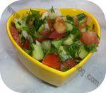 Salade fraicheur.