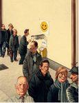 Il y a sourires et sourire...