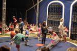 130 artistes paradent avec le cirque Gontelle
