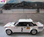 FASCICULE N°68 FIAT 131 ABARTH 1977 - JEAN CLAUDE ANDRUET MICHELE ESPINOSI-PETIT BICHE
