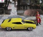 73 FORD FALCON XB HOT WHEELS 1/64