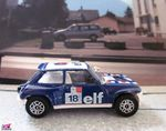 RENAULT 5 TURBO - R5 TURBO CORGI - TAMPO ELF CATEGORIE CORGI