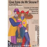 La Comédie des Champs-Elysées présente Que faire de Mister Sloane jusqu'au 31 decembre