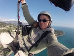 "Clip ""Let's do some terrific parapente at Roquebrune Cap Martin"""