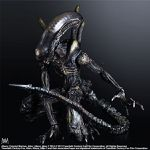 square enix colonial marines play Arts Kai