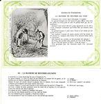 """Les Contes de Fraimbois - N° 40 - """"L'huile de coude""""."""