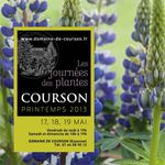 17 au 19 mai : Journées des plantes de Courson