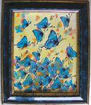Des papillons pour Marguerite-Marie