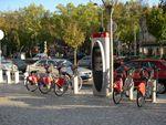 La station vélo'v