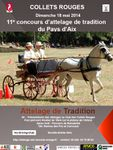 """Le CIAT D'Aix 2014 se déroulera aux """"Collets rouges"""""""