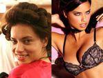 Les mannequins et top-models avec et sans maquillage - (12 photos)