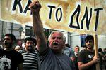 Vue de Cuba, l'Union Européenne prend feu