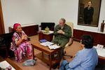 Réflexions de Fidel : PIEDAD CÓRDOBA ET SON COMBAT POUR LA PAIX