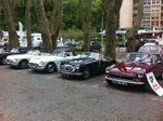 BRITISH CAR SHOW Nantua 2013