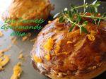 Tourte à la farce de Veau et aux carottes by Guy Demarle