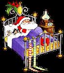 Le Père Noël est enrhumé !