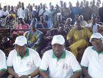 Reçu en audience par le président de la République Le Mrpp-Assikoto réitère son soutien à Boni Yayi