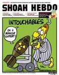 Shoah Hebdo récidive en parodiant l'imparodiable : « Intouchable 3 » ou l'horreur des heures les plus sombres de notre histoire