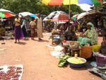 Opération vente du riz du gouvernement : des fraudeurs pris au marché Madina