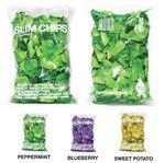 SLIM CHIPS, CHIPS EN PAPIER COMESTIBLE