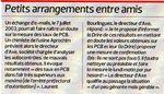 """Aprochim """"filiale de Chimirec en Mayenne"""" et le cabinet AXE : Petits arrangements entre amis....."""